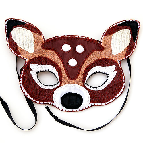 Deer Mask Sewing Kit