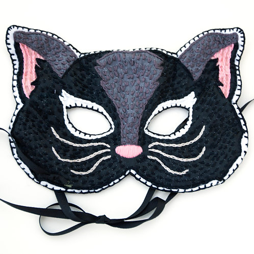 Cat Mask Sewing Kit