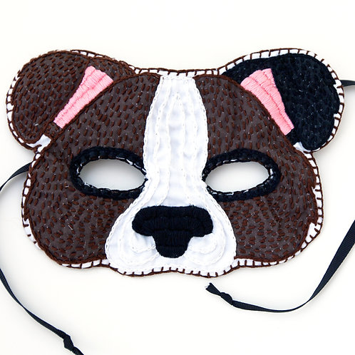 Dog Mask Sewing Kit