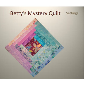 2019 Mystery Quilt Block Challenge - Settings