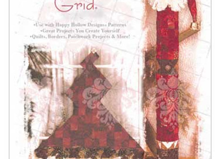 Happy Hallow Designs -Fusible Quick Grid