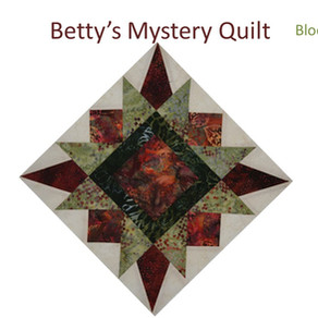 2019 Mystery Quilt Block Challenge - Block One