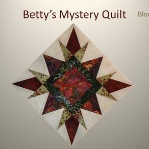 2019 Mystery Quilt Block Challenge - Block Five