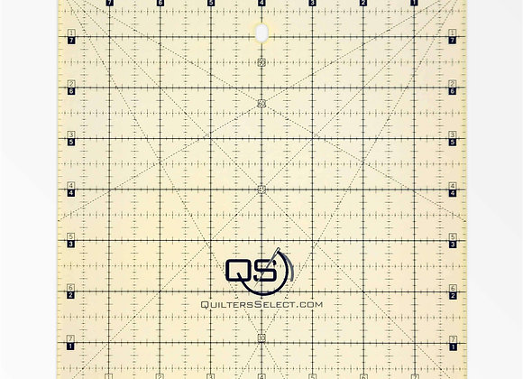 "Quilters Select Non Slip Ruler 8.5""x8.5"""