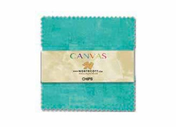 Northcott Fabrics - Canvas Chips