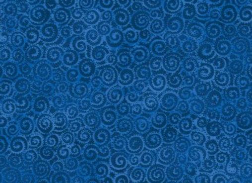 Clothworks - Laurel Burch - Swirl