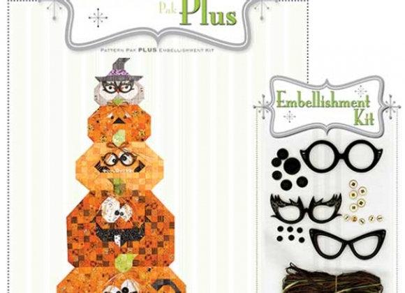 Happy Hallow Designs - Stack o Jack Pattern Pak Plus
