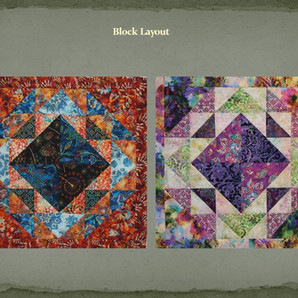 2020 Mystery Quilt - Block Nine Video