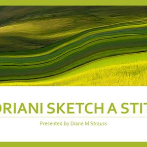 Floriani Sketch a Stitch Class - March 9, 2021