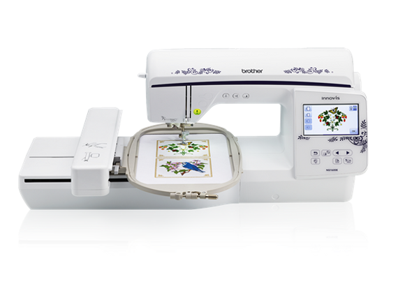 Brother NQ1600E Embroidery Machine