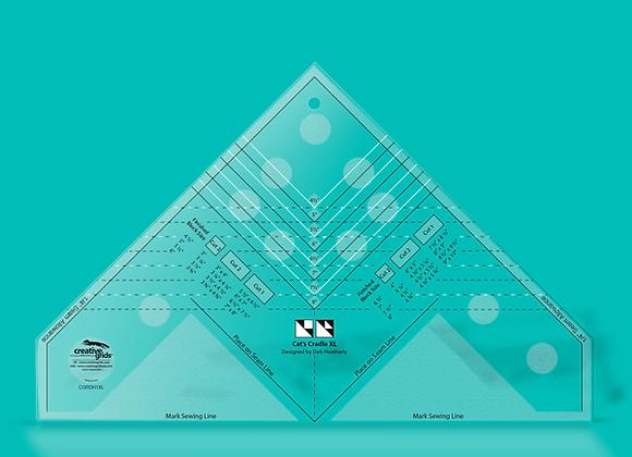 Creative Grid Ruler -Cats Cradle XL