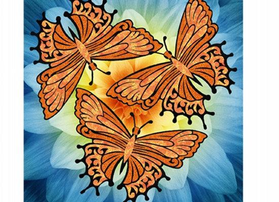 Dance of the Butterflies Kit - Monarch