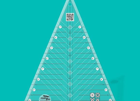 Creative Grid Ruler - Spider Web Quilt