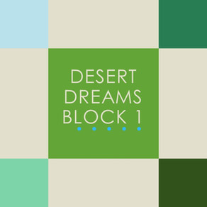 Digitizing Class Desert Dreams - Block One Dream Catcher