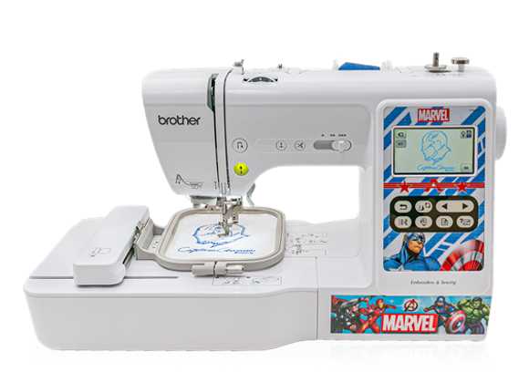Brother LB5000M Sewing & Embroidery Machine