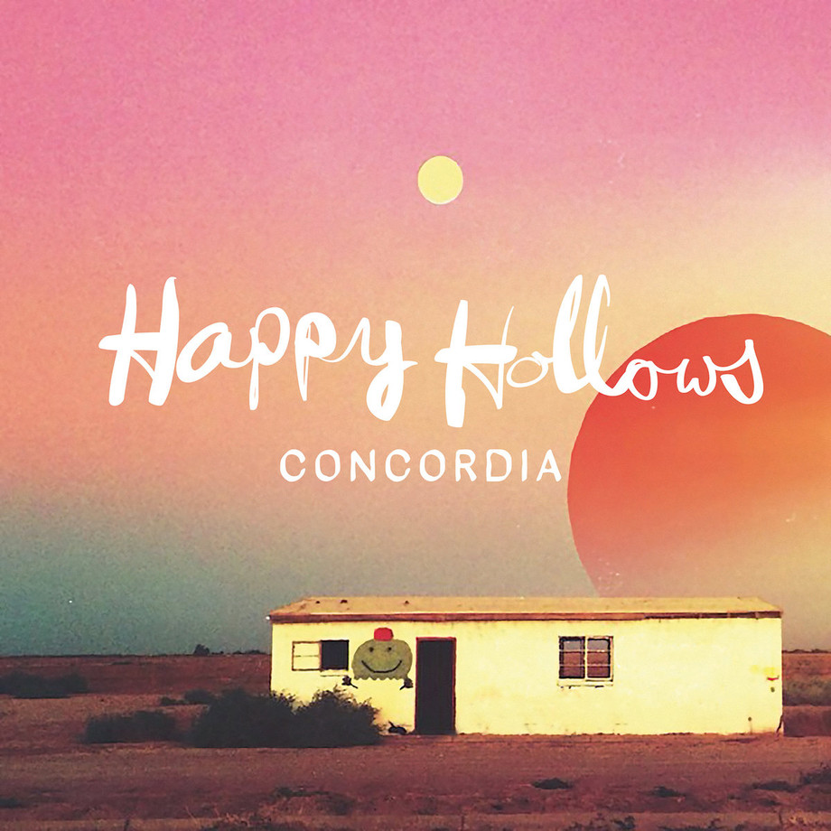 Harmony From the Heart: Happy Hollows' Concordia Takes Us On a Quirky, Punctuated, Pop-rock Journey