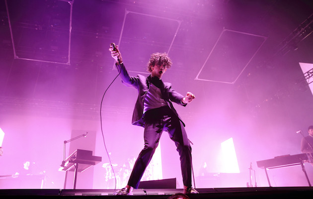 The 1975 Live at The 02, London Concert Video Review