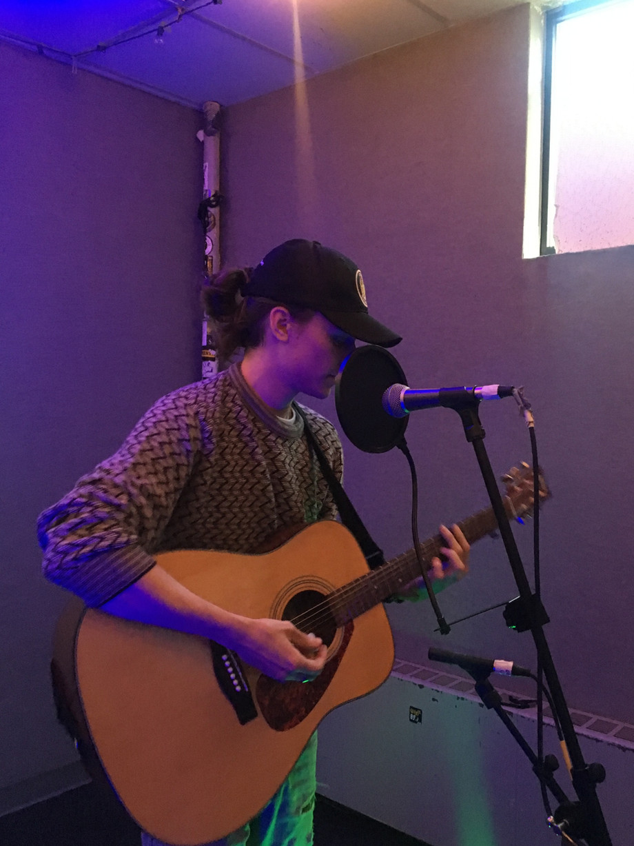 Chase Walsh Live at the Basement Show