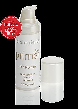 Skin Bronzing Face Primer SPF 20