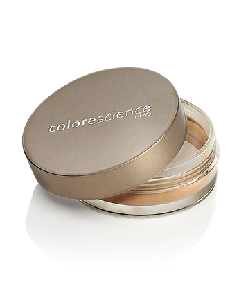 Deluxe Loose Mineral Foundation
