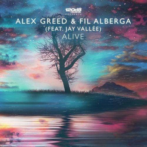 Alex Greed & Fil Alberga ft. Jay Vallée - Alive