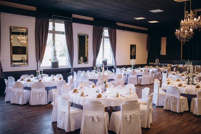 Romantische Hochzeit in Herne