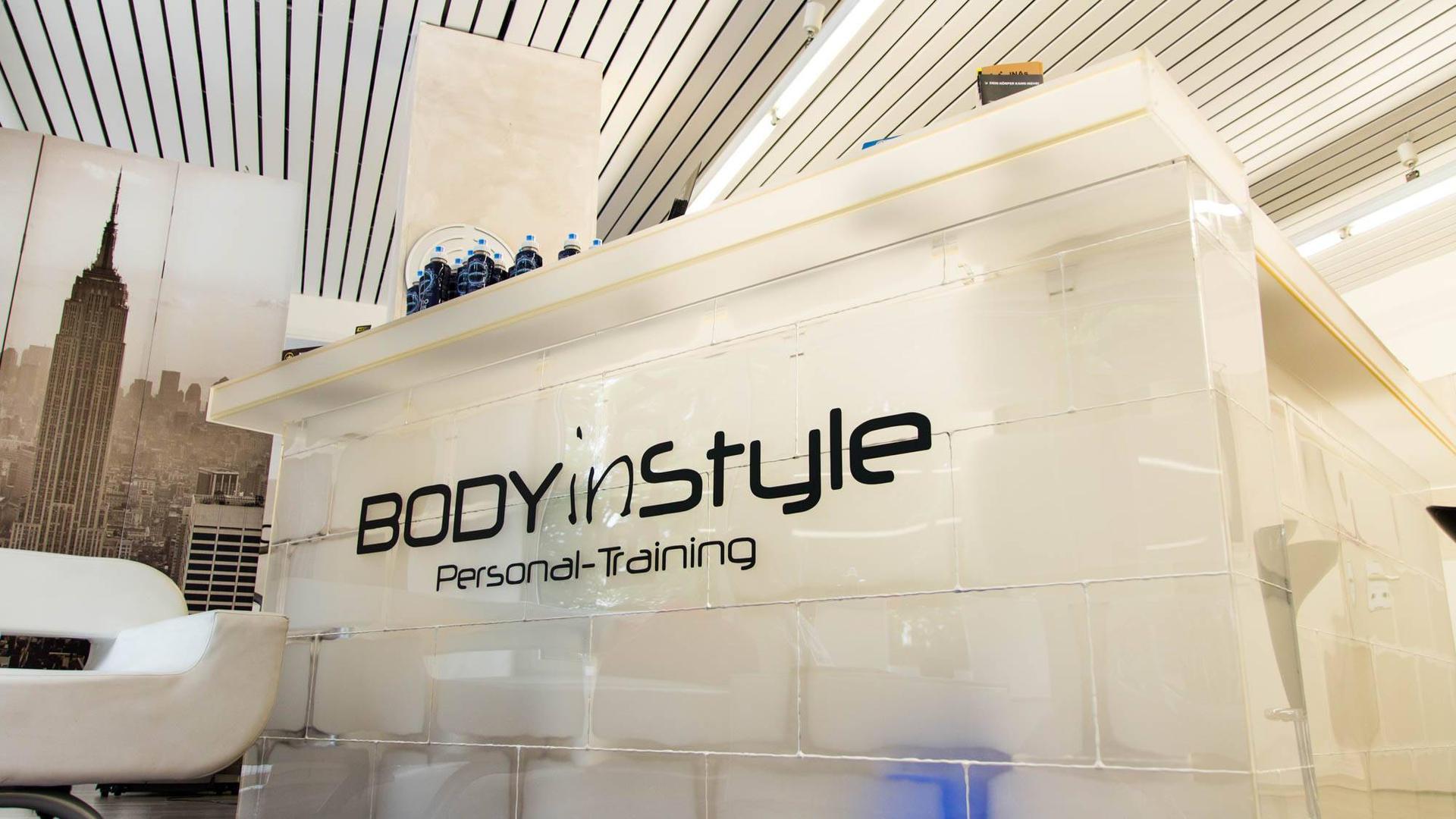 Empfangsbereich Body In Style