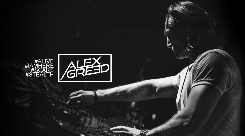 Alex Greed Header Website