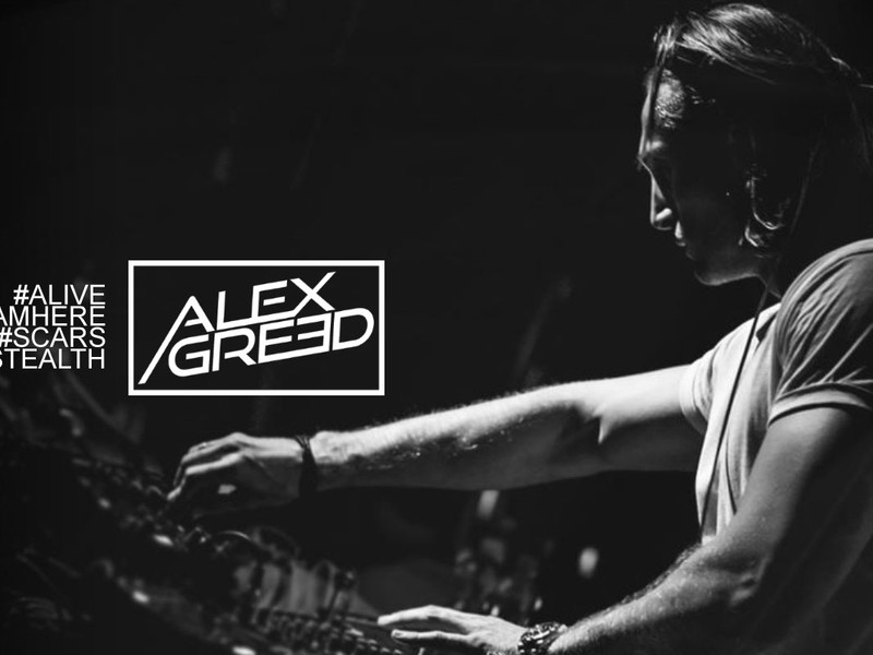 Alex Greed Header Website