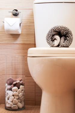 Bathroom | Krinis Apartments
