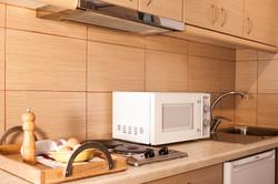 Kitchen | Krinis Apartments