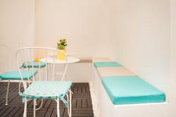 Small Yard | Krinis Apartments