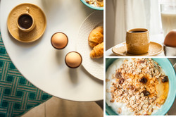 Breakfast | Krinis Apartments