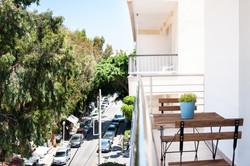 Balcony|City View| Krinis Apartments