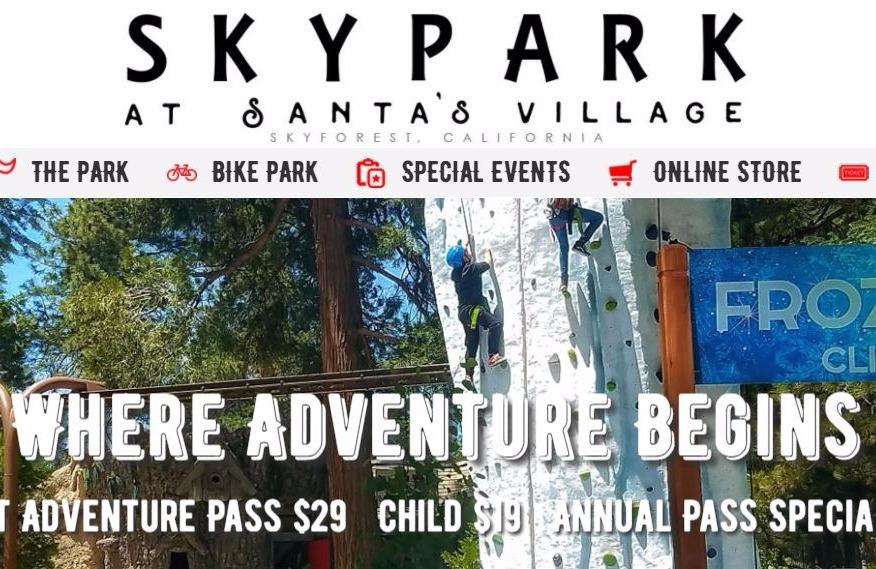 Skypark - Santa's Village