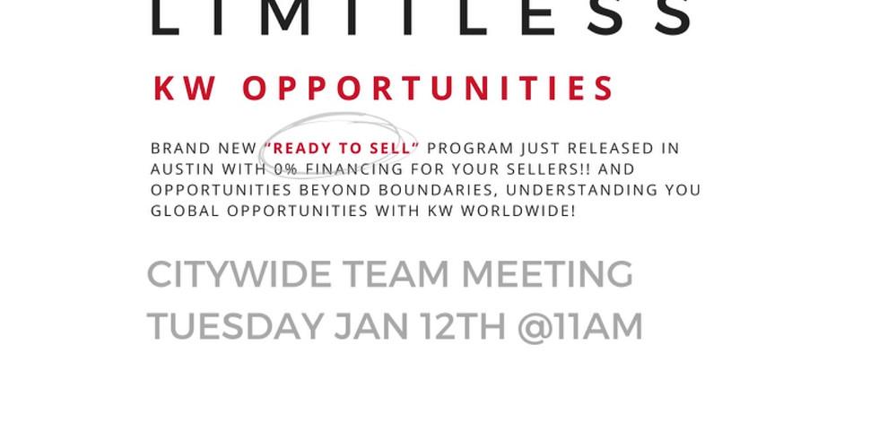 Citywide Team Meeting