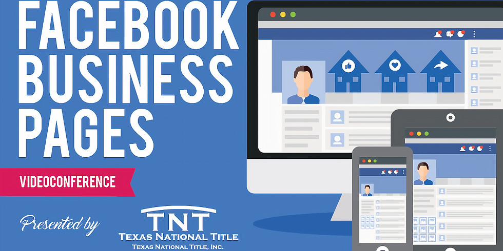 Facebook Business Pages with TNT