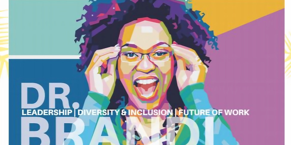 """""""Culture and Conversation"""" with Dr. Brandi"""