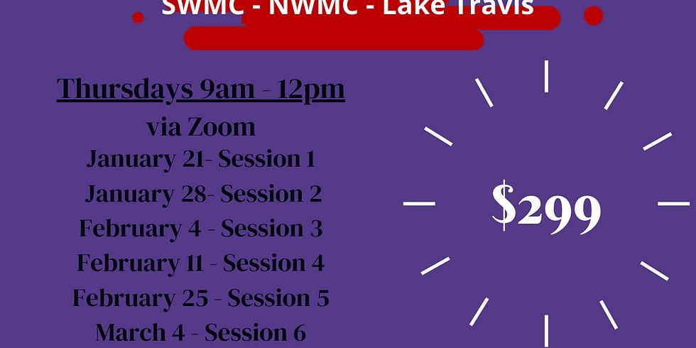 Private BOLD Jan: SWMC-NWMC-Lake Travis, TX