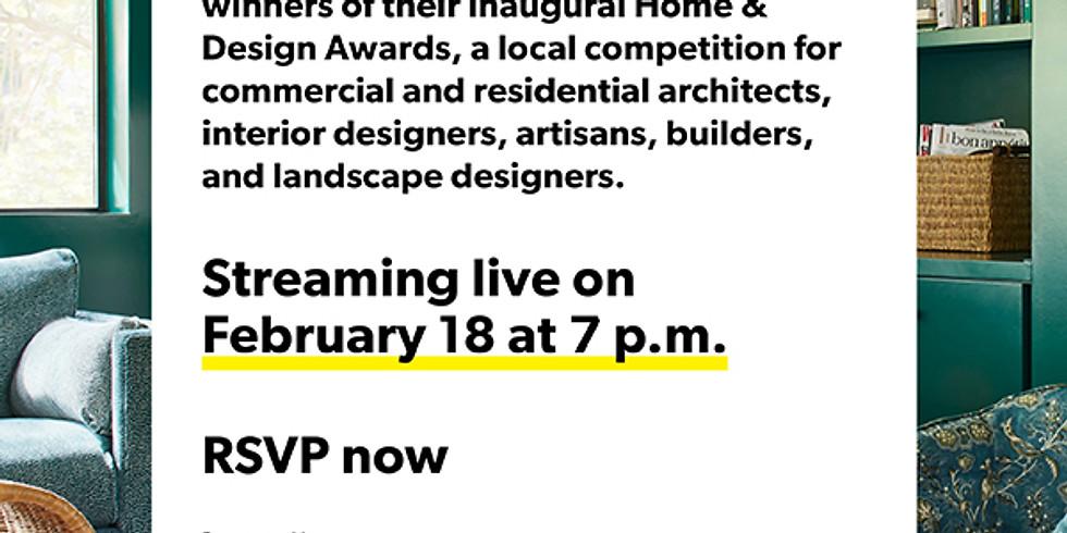 Home & Design Awards Ceremony