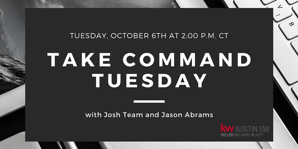 Take Command Tuesday