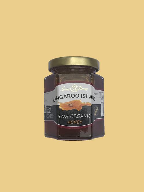 250g Raw Certified Organic Honey