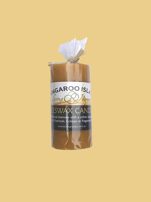 Beeswax Candle short