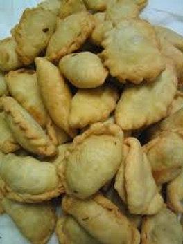 Samosa - Hint Böreği