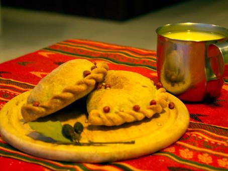 Samosa (Hint Böreği) Tarifi