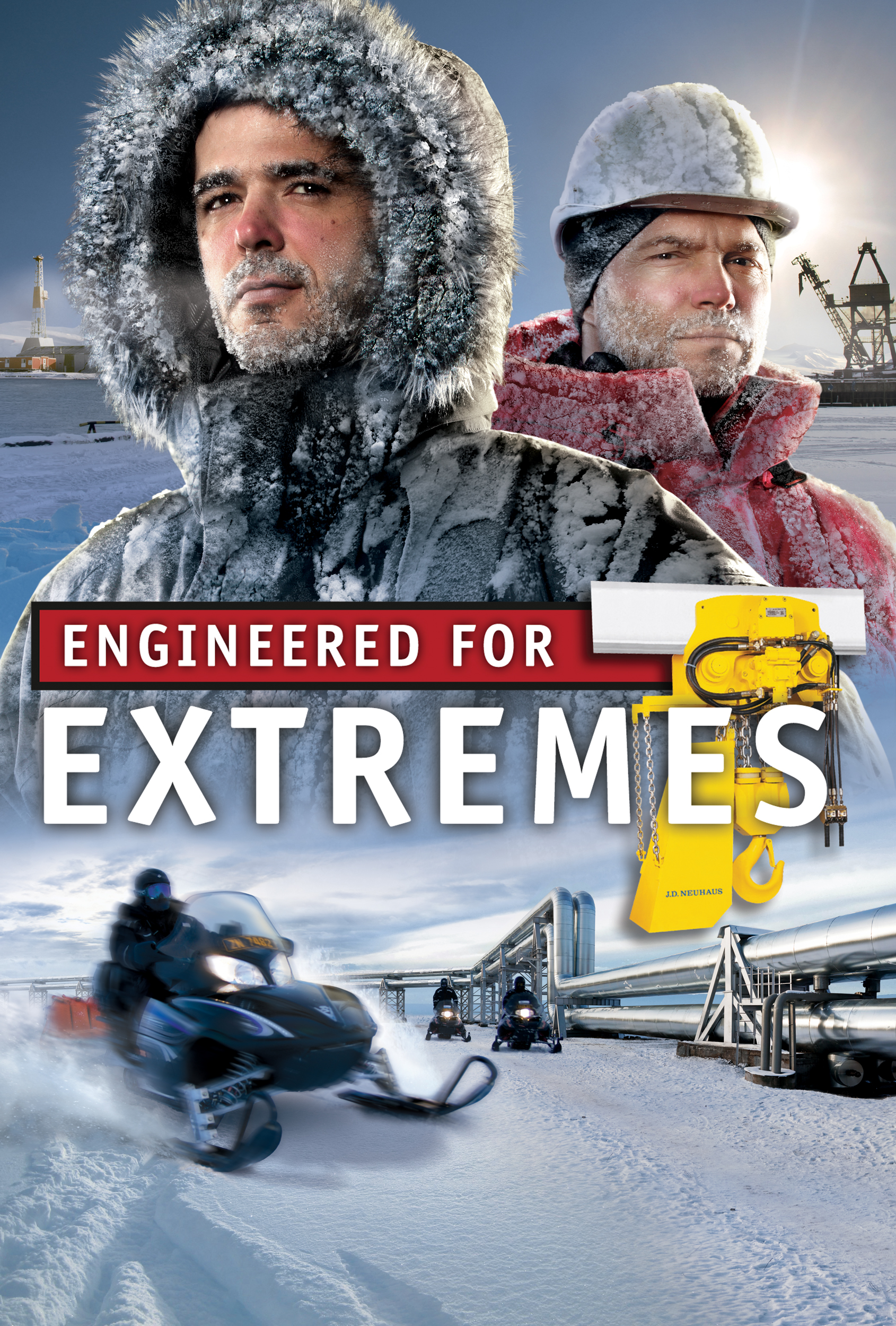 Engineered for Extremes: Arctic
