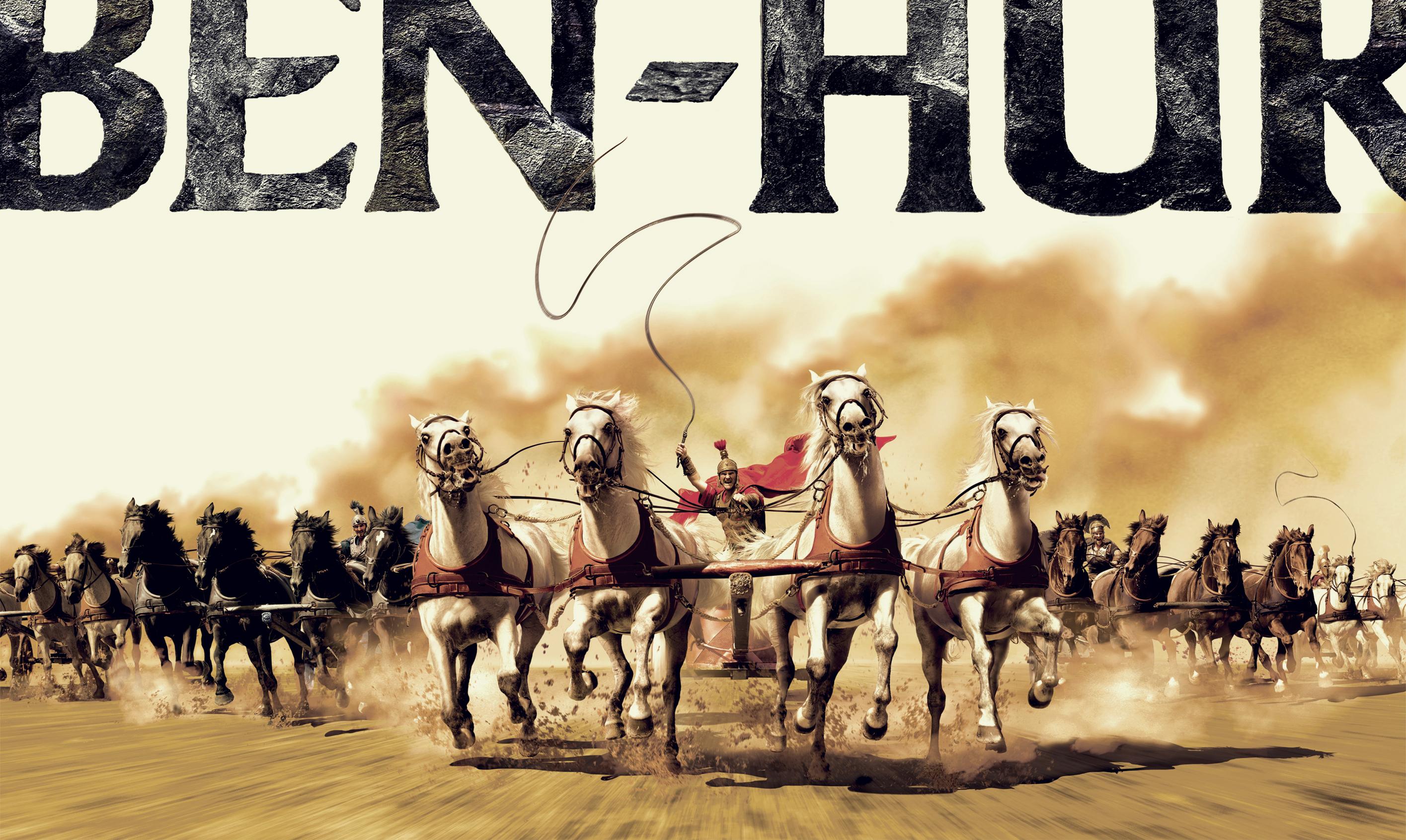 Ben Hur Teaser Poster