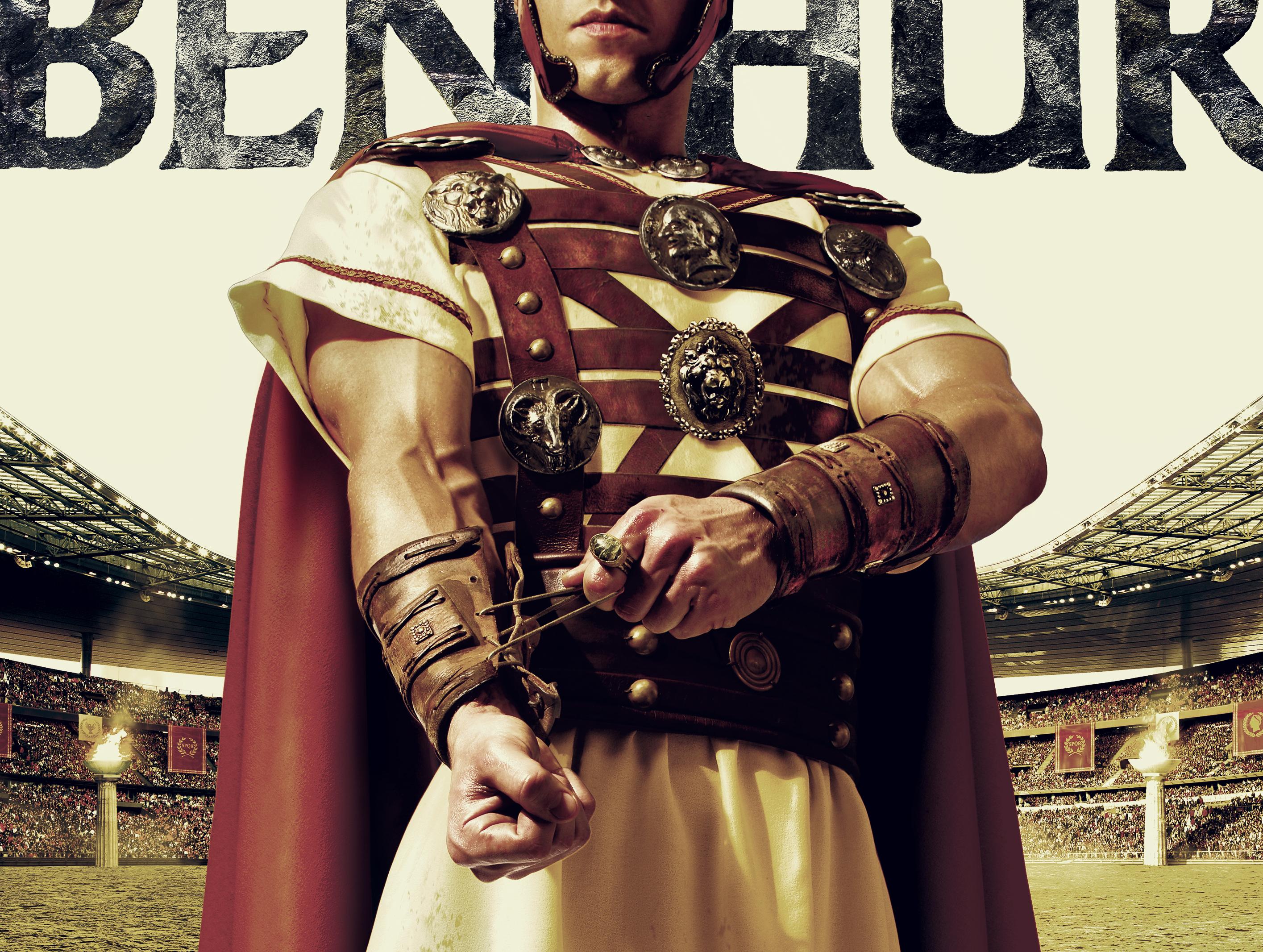 Ben Hur Main Poster
