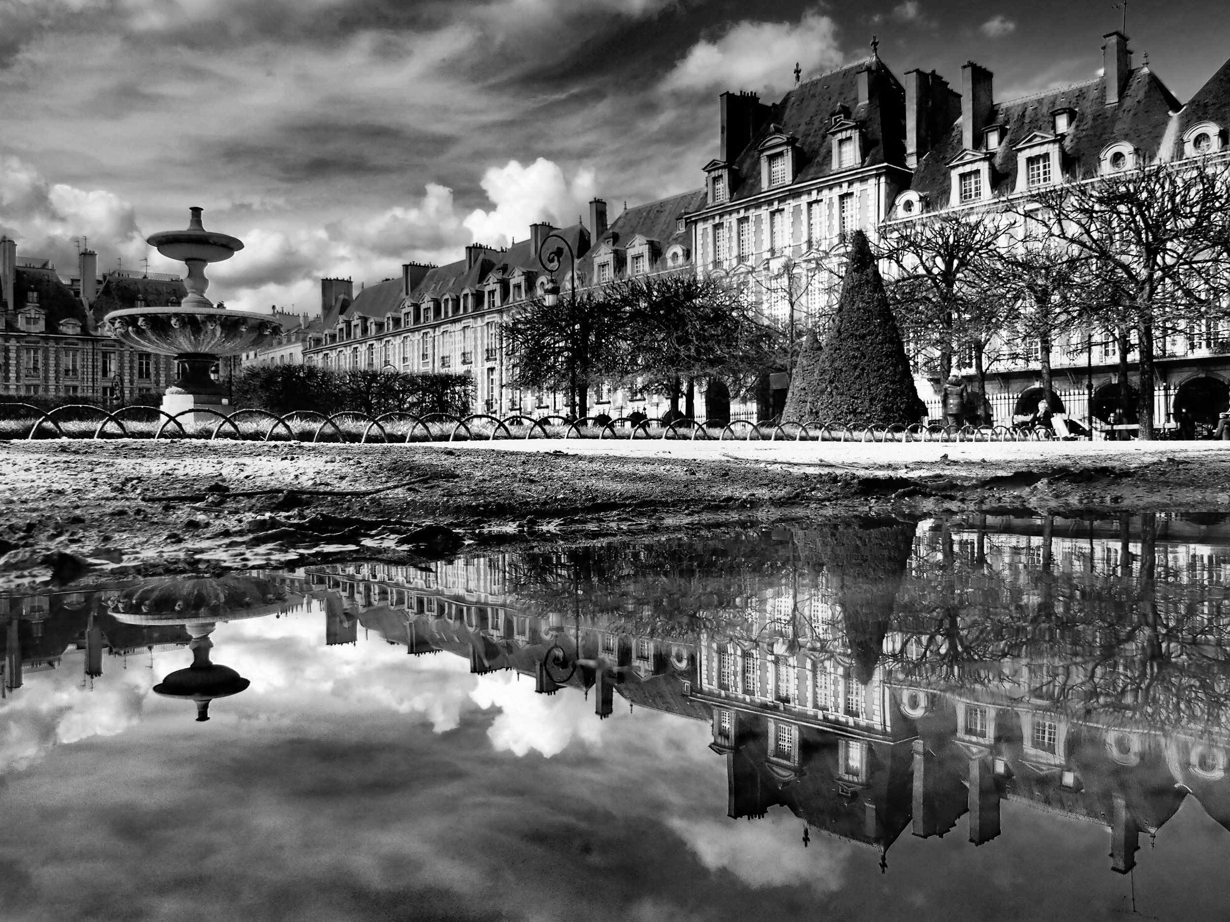Place ,des Vosges