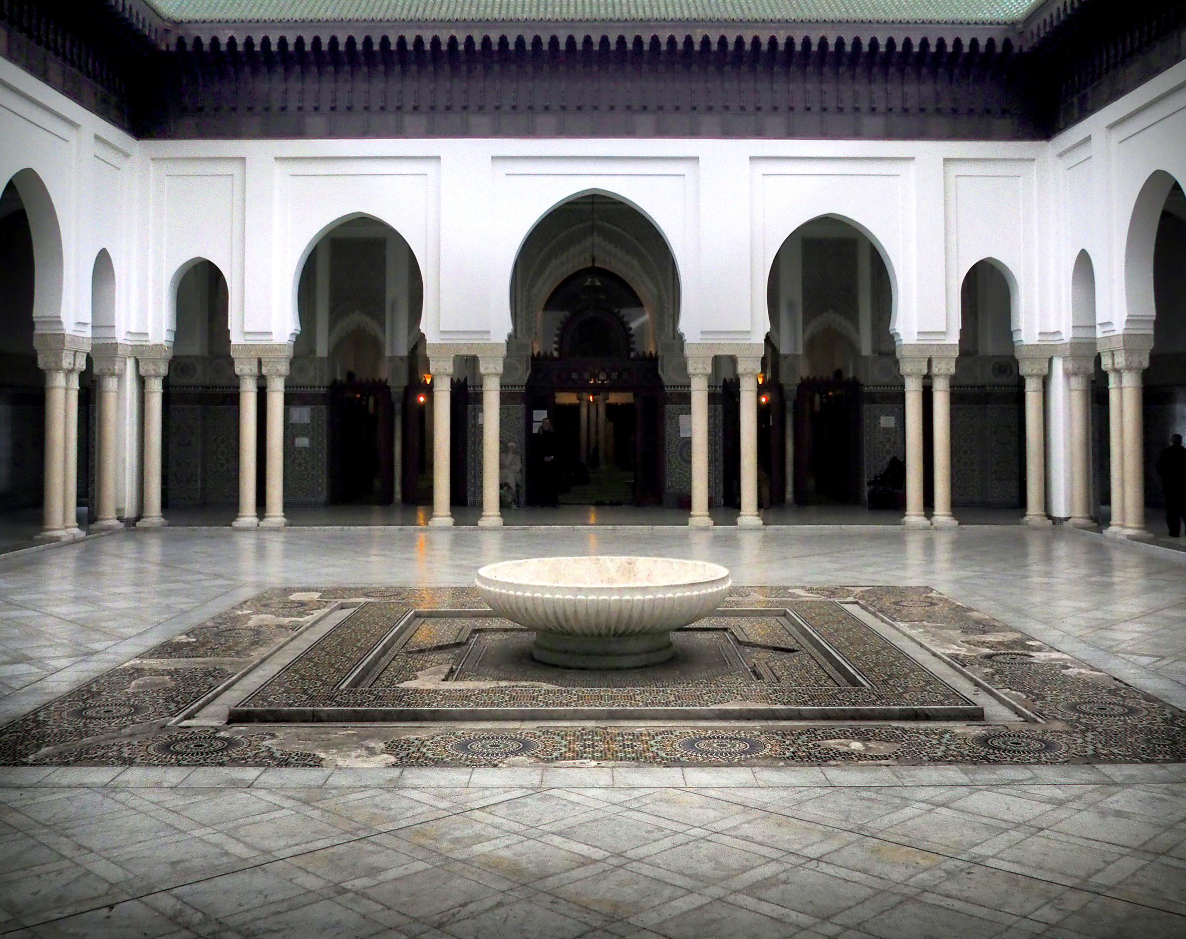 Mosquée de Paris I